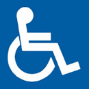 internation handicapped symbol